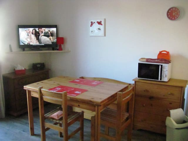Appartement moderne, confortable, très bien situé - Bagnères-de-Luchon - Wohnung