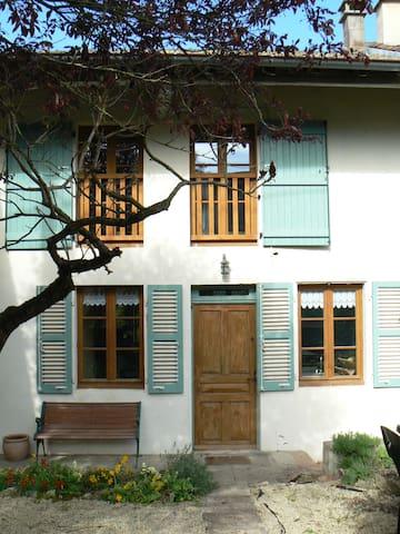 maison ancienne en maconnais chez le vigneron - Chardonnay - Haus