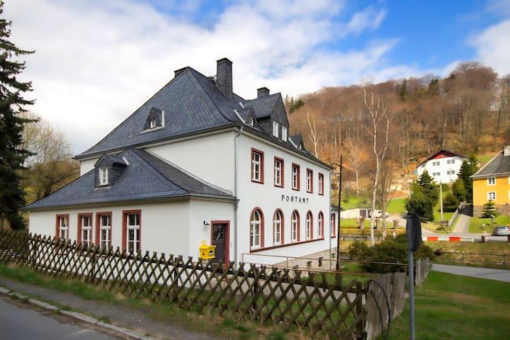 Postamt Lauenstein