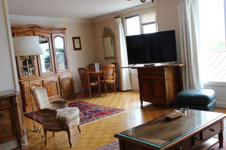 FULLY FITTED APARTMENT  - NANTES CITY CENTER