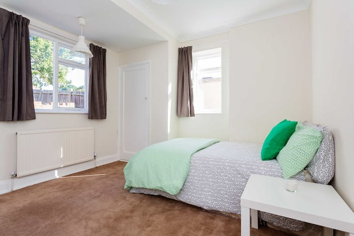 Airy double room available