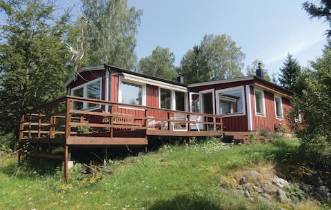 Holiday cottage with 3 bedrooms on 110m² in Ljungbyhed