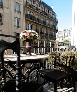 Cozy apartment and very well located - Paris