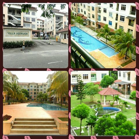 Cheaper Travel & Business Trip Stay - Skudai - Apartment