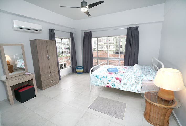 Kota Kinabalu city center 1 bedroom apartment