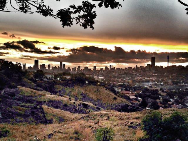 Kensington Villetta,Johannesburg...near Maboneng.