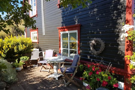 Henningsvær / Lofoten,  Selmahuset