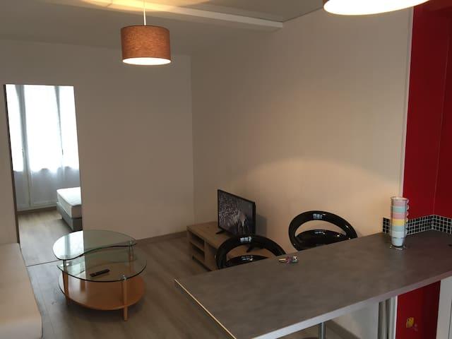 Appartement 35 m2 très lumineux