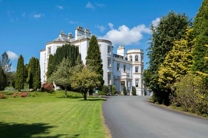 Exclusive Hire of a Grand Scottish House