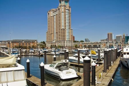 Federal Hill Luxury - Inner Harbor - With Parking - Baltimore