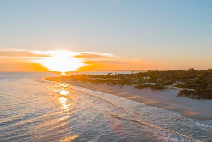 Cabaña a 50 mt de la playa y rodeada de Naturelaza
