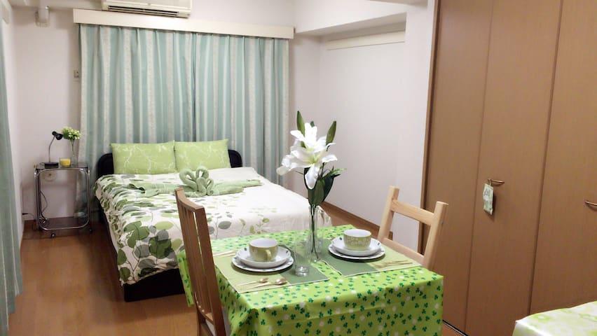 Family type 4minutes from shinjuku - Nakano-ku - Apartament