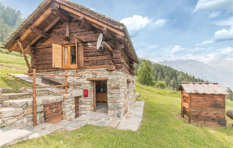 Holiday cottage with 1 bedroom on 45 m² in Gressoney AO