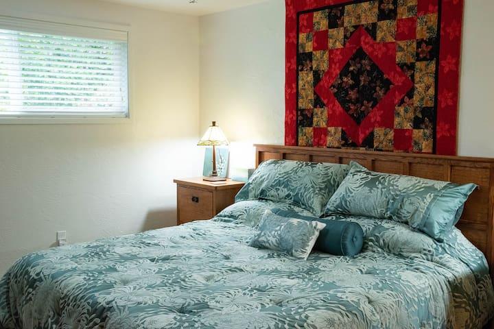 'Evelyn's Garden' - Master Suite, Bedroom 1, 'North Star' Home