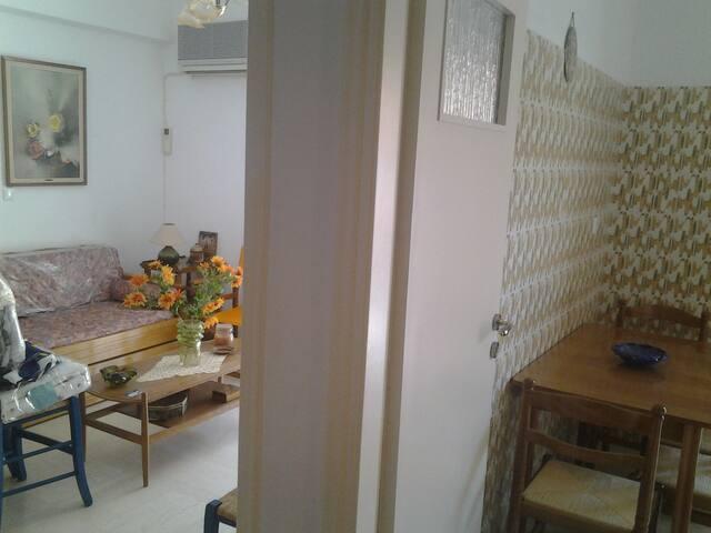 Summer flat - Νέα Παλάτια - Departamento