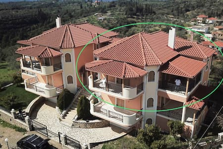 Country House in Kalliani Arcadia Peloponnese