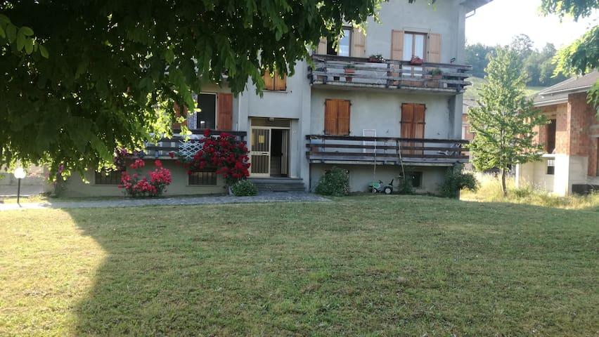 APPARTAMENTO ALBARETO - localita capoluogo