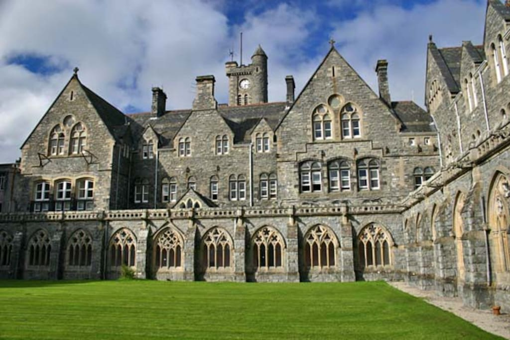 The Old School, Fort Augustus Abbey