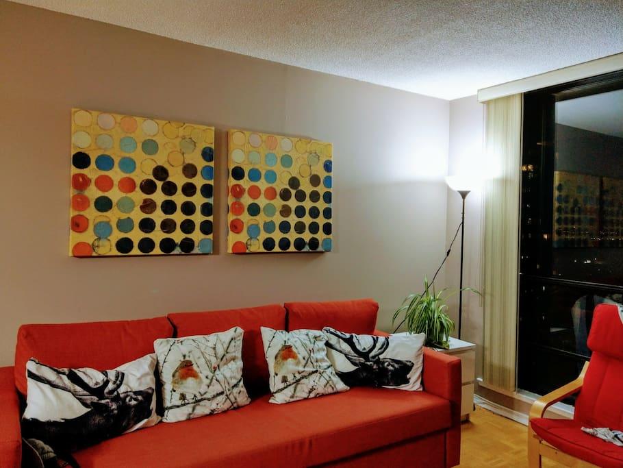 Yonge Sheppard Room Rent