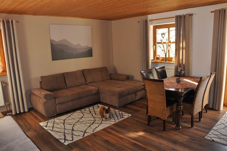 Ferienwohnung Haus Freudensee mit Pool und Sauna
