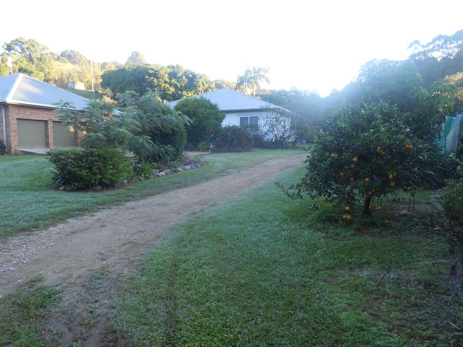 87 Acres Farm Stay.