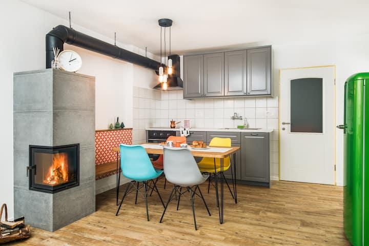 Apartment Dolinka (2-bedroom), Kranjska Gora