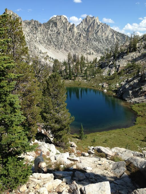 Amazing hiking and fishing right out your door