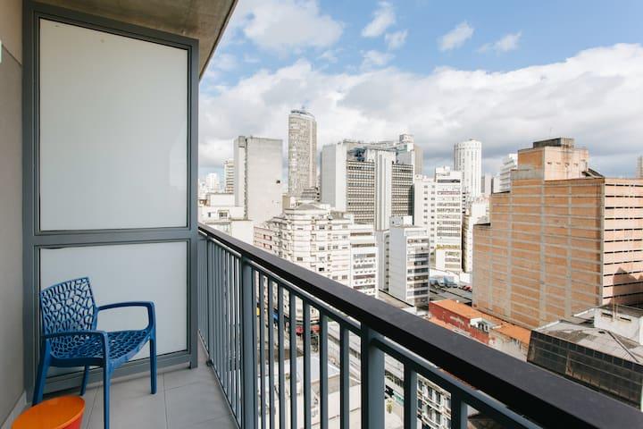 STD 1412. BEM-VINDO AO NOVO CENTRO DE SÃO PAULO =)