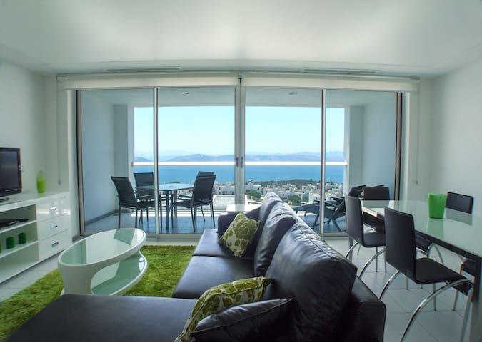 Luxury Duplex with Stunning Views