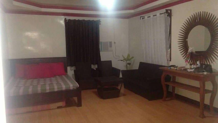 Buenavista Bohol Private Room (Airconditioned)