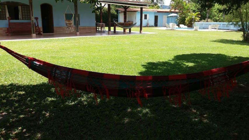 rede no parquinho