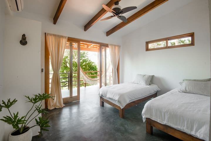 New top poolview rooms in town and near beach