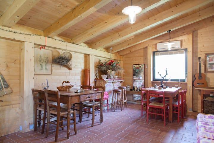 5 Terre: House  with Park!!!! - La Spezia  - Talo