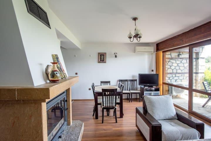 Guest Villas Ecopolis Glavatartsi