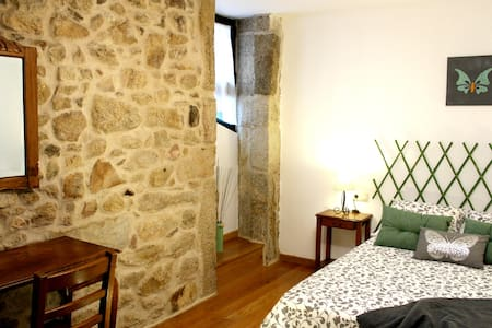 Bamio Double room with private bathroom - Vilagarcía de Arousa - Bed & Breakfast