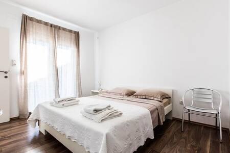 Doublebedroom Nr.3 Ferienhaus Pakostane - Pakoštane - Nyaraló