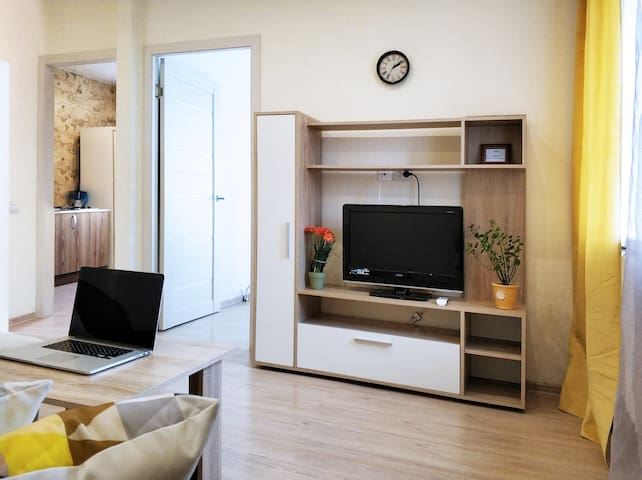 2-room apartment  in perfect location