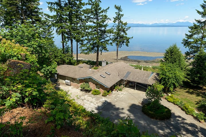 A Guest House on Oyster Bay - Campbell River - Apartmán pro hosty