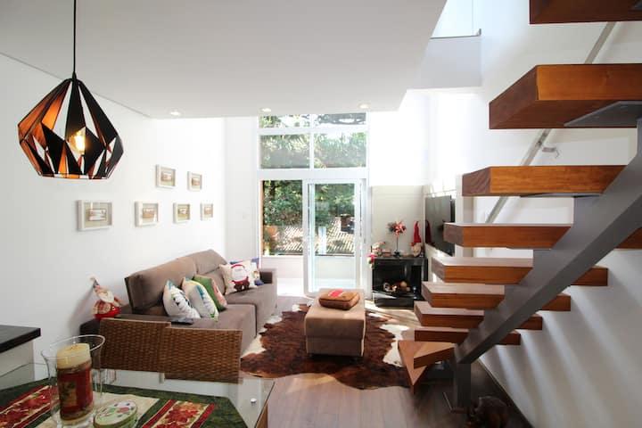 Loft Gramado - 309