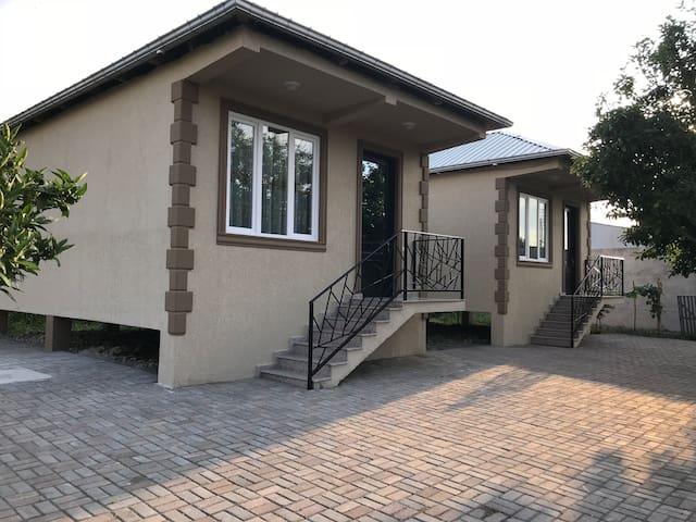 Дом на природе