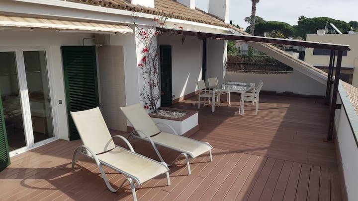 Encantador apartamento en S'Agaró-Platja d'Aro