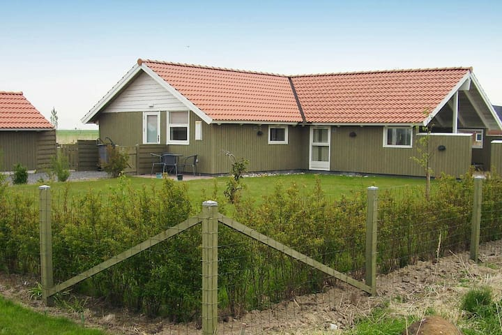 Modern Holiday Home in Rodby near Sea