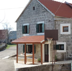Authentic Dalmatian village house - Tijarica