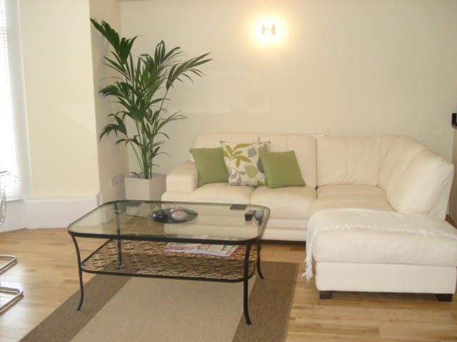 BEAUTIFUL SPACIOUS CLIFTON APARTMENT WITH PARKING