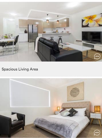 2 BED, 2 Bath FREE Wifi FREE Parking INNER CITY - Moorooka - Appartement