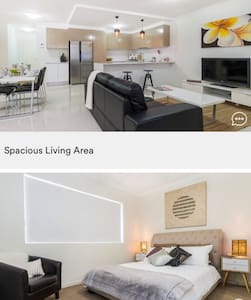 2 BED, 2 Bath FREE Wifi FREE Parking INNER CITY - Moorooka