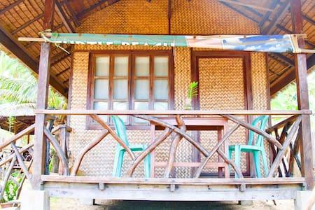 COZY BEACHFRONT house for rent (fan room)w kitchen