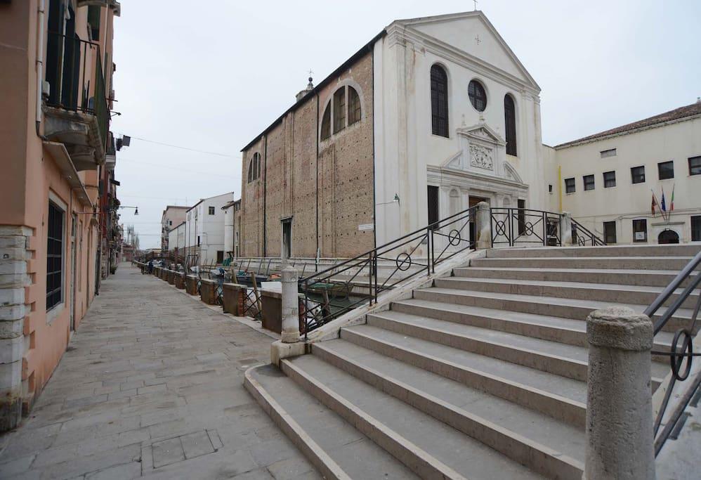 Fondamenta San Giuseppe
