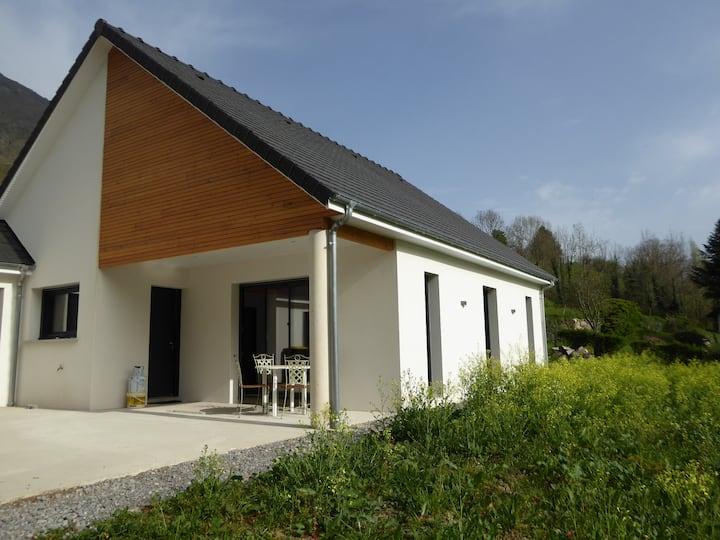 Gîte L'Ossau au cœur du village de Laruns