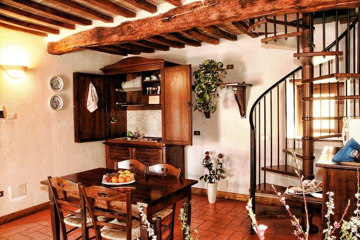 """Appartamento """" Il Forno """" - Casigliano - Wohnung"""